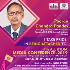Pooran Chandra Pandey